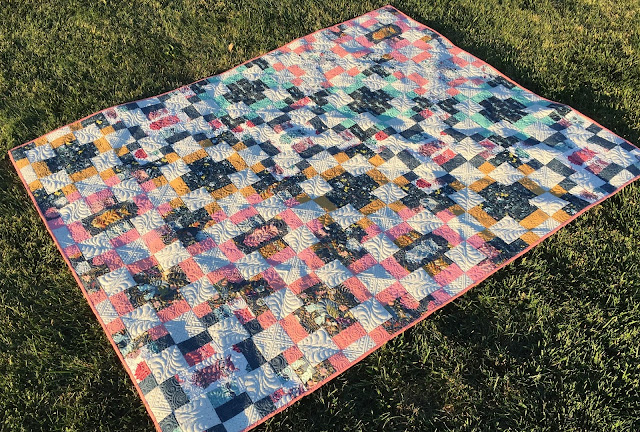AGF Stitched with Kimberly: Timber @ Quilting Mod