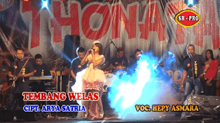 Lirik Lagu Happy Asmara - Tembang Welas