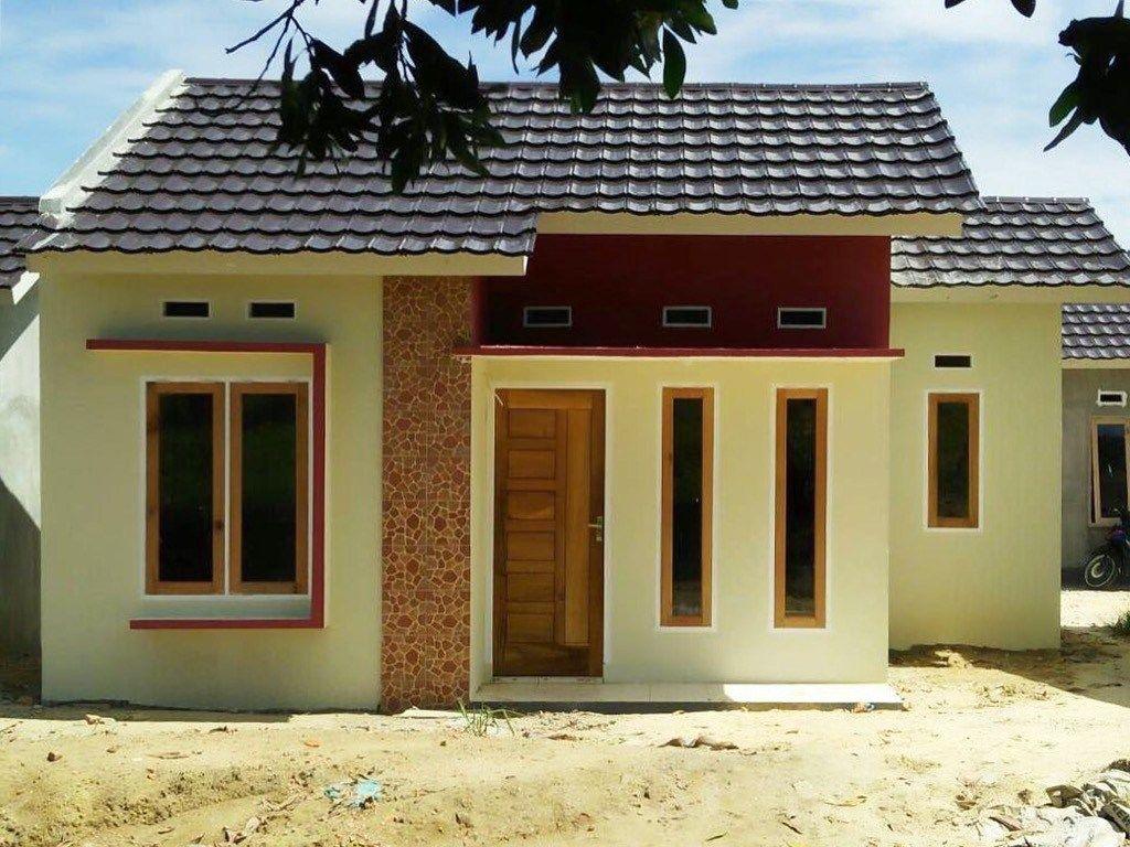 75 desain rumah type 36 minimalis 2 lantai 1 lantai
