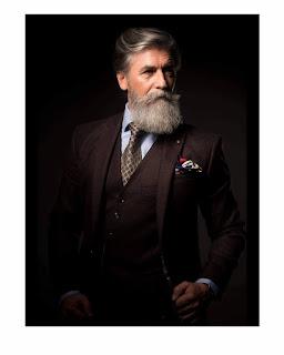 Ron Jack Foley, Aiden Brady, Alessandro Manfredini, Eric Rutherford, Phillippe Dumas, model, beard, beardman, beardlove, mustache, oldie, viejuno,