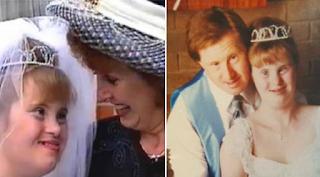 22 χρόνια πριν μια μητέρα ήταν εντελώς αντίθετη στον γάμο της κόρης της που είχε σύνδρομο down, σήμερα όμως το μετανιώνει πικρά