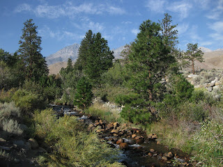 Big Pine Creek, Glacier Lodge Road, Big Pine, California