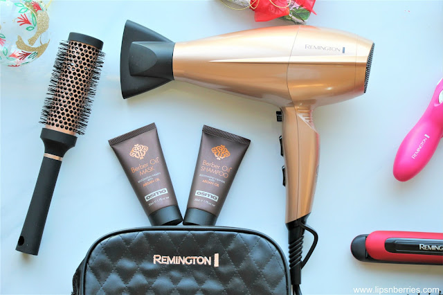 Remington Shine revival hair dryer review