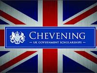 Pendaftaran Beasiswa Chevening UK 2017/2018