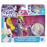 My Little Pony the Movie Princess Celestia Glitter Celebration Brushable