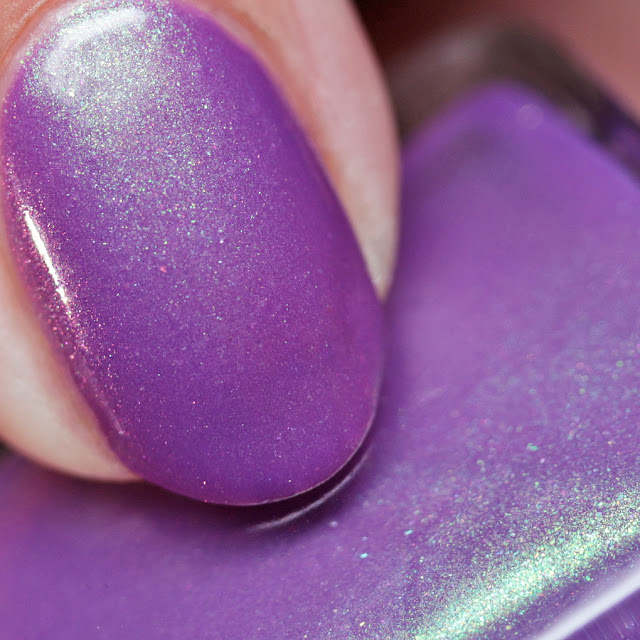 Lollipop Posse Lacquer Wise In Simplicity