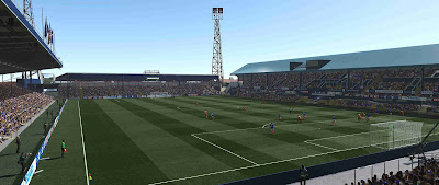 PES 2019 Stadium Fratton Park by Orsest