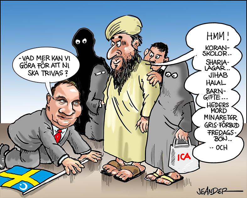 dryck arab orgie i Västerås