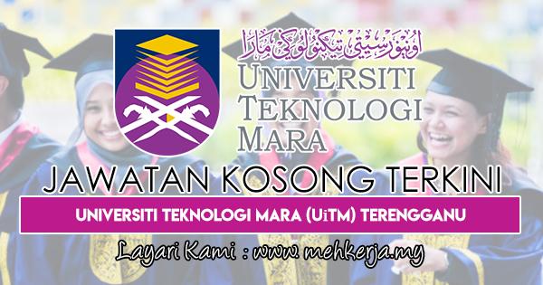 Jawatan Kosong Terkini 2018 di Universiti Teknologi MARA Terengganu