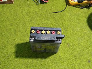 Battery/Accu 12V Untuk Electronics Keyboards