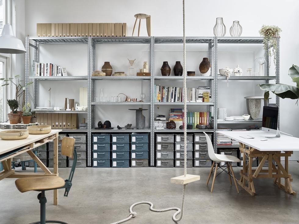 Decordemon formafantasma s amsterdam studio home for Industrial design amsterdam