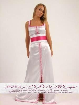 ecole ahram-mode privé  Caftan sans manche 4b618fd4389