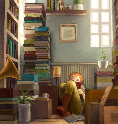 Baca Buku Bikin Tetanus! Kok Bisa?