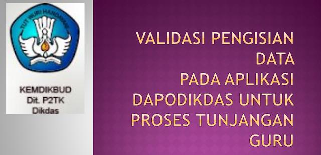 PANDUAN PENGISIAN JJM DAPODIKDAS KURIKULUM 2013 DAN KTSP
