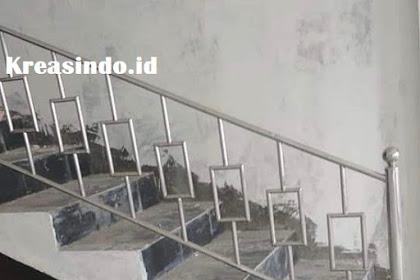 Jasa Railing Stainless di Bekasi dan Sekitarnya Harga Murah