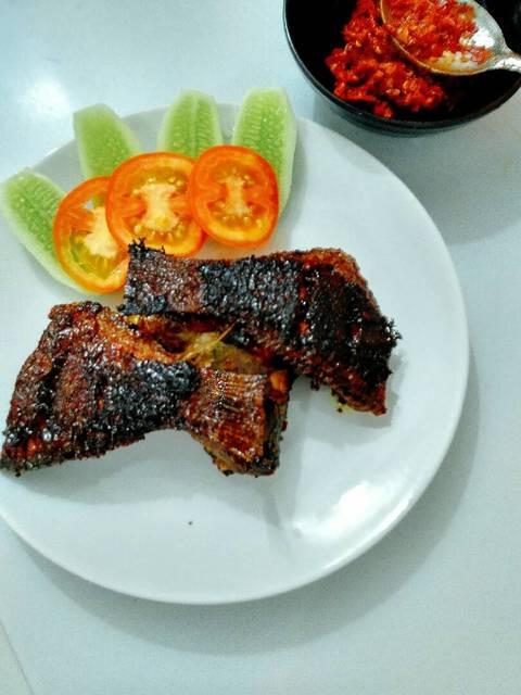 Resep nila bakar ala rumah makan ciwidey
