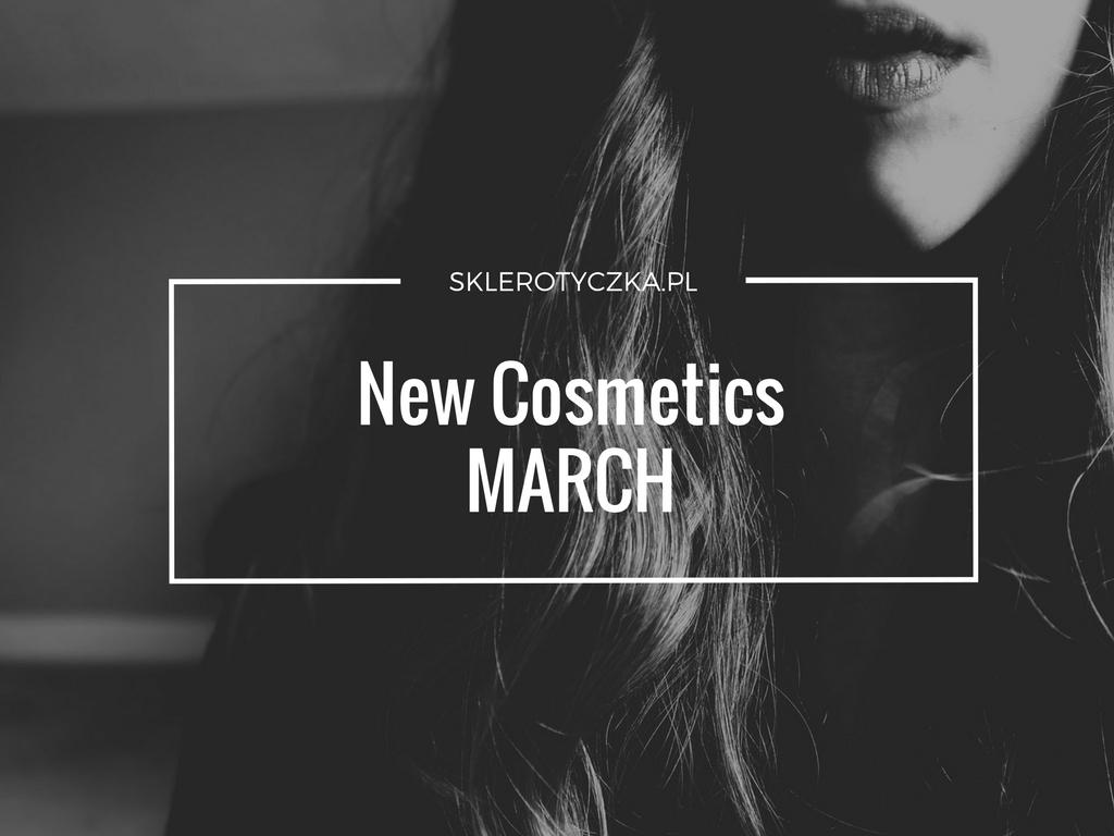 Nowości kosmetyczne marca