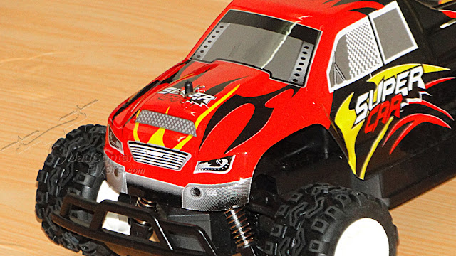 WLToys L343 Monster Truck Car Review