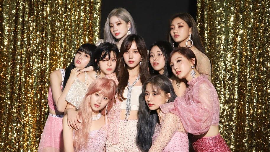 Twice Feel Special All Members 8k Wallpaper 5954