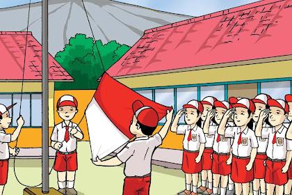 Contoh susunan acara upacara bendera Hari Senin lengkap