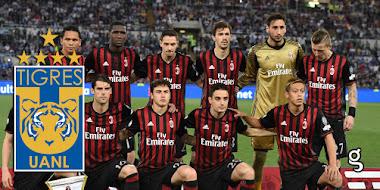 ¡Bomba! Tigres busca a su siguiente fichaje en el AC Milán