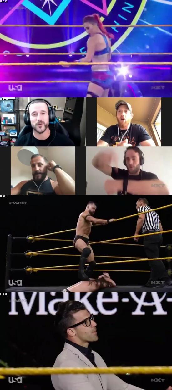 WWE NXT 13 May 2020 WEBRip 480p 300MB