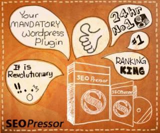 SEOPressor v5.0.4 plugin Wordpress