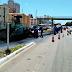 Obras de recapeamento asfáltico deixa trânsito caótico na BR-101 em ruas próxima à Neópolis