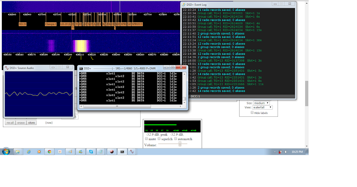 ZR6AIC: Decoding DMR (mototurbo) from webSDR http://zr6aic ...