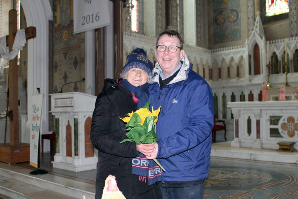 Father Ray Kelly News March 2016