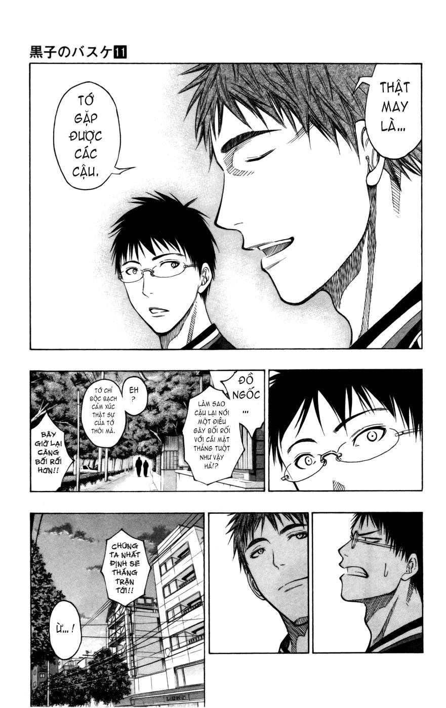 Kuroko No Basket chap 098 trang 8