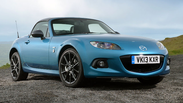Limited Edition Mazda MX-5 'Sport Graphite'