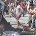 Ordenaron detener a un policía y a dos manifestantes por los incidentes en el Congreso