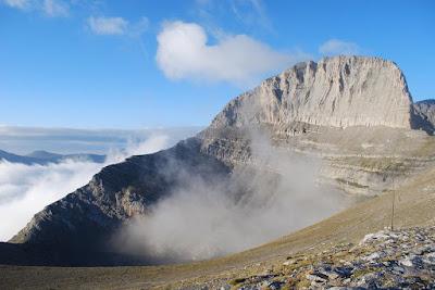 Εξόρμηση στον Όλυμπο με τον Ελληνικό Ορειβατικό Σύλλογο Ηγουμενίτσας