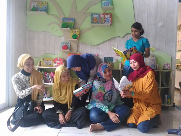 Be Smart Parents with Program Your Baby Can Read at Reading Is Fun (Rumah Kerinci)