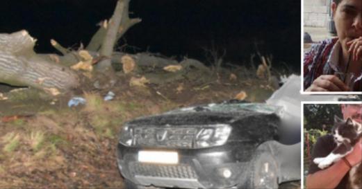 Séverine Penay et Thierry Trefois tués par la tempête à Dalhem !