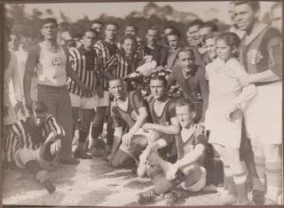 Il Bologna a São Paulo contro l'APEA.