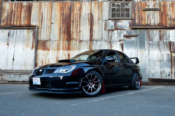 2003 WRX Sti For Sale