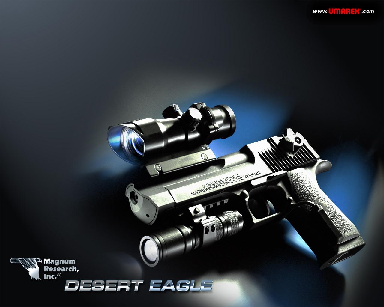 Wallpaper Backgrounds: Desert Eagle - Gun HD wallpapers