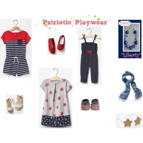 Patriotic Playwear