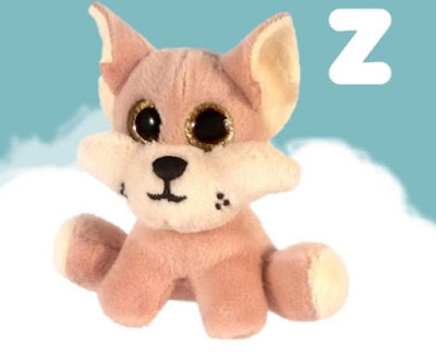Surprizamals plush animal from Surprizaballs S3