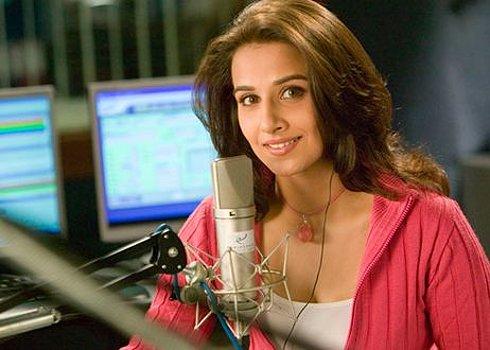 Vidya Balan, Vidya Balan on fm, Vidya Balan top film, lage raho munna bhai