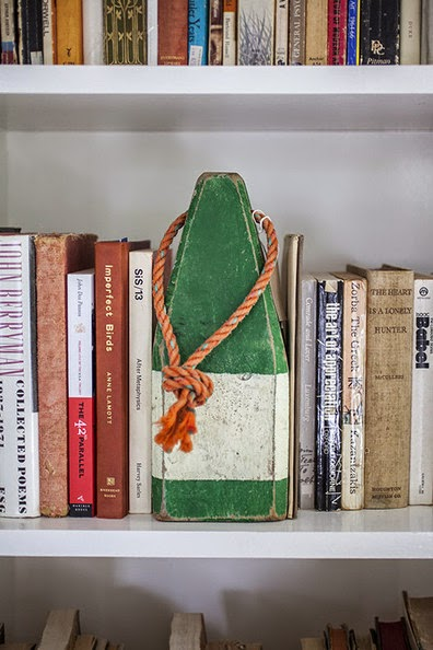 Buoy Bookend