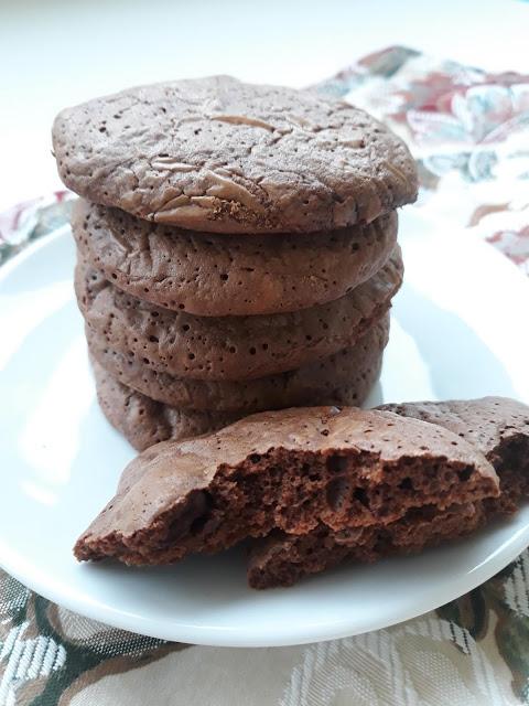 Ciastka jak brownie