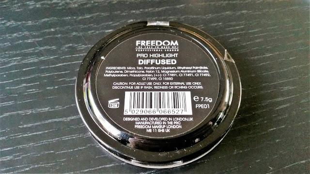 Freedom Highlight in Diffused