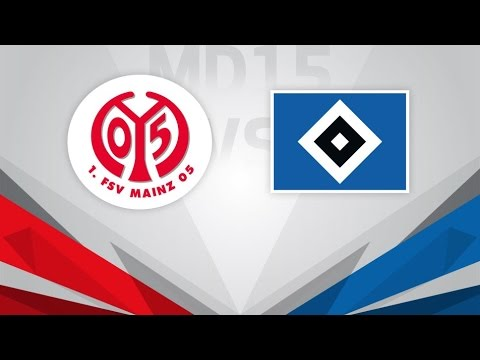 Mainz 05 vs Hamburger SV Full Match & Highlights 14 October 2017
