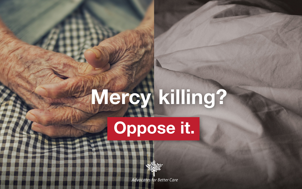 the advantages of mercy killing 'doing away with useless mouths' - a phrase used by those in charge - gives a better idea of the objectives of the program than 'mercy-killing' both racial origin and ability to work were among the factors considered in the selection of patients to be killed.