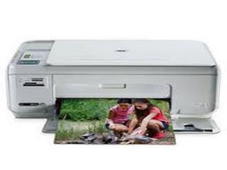Image HP Photosmart C4384 Printer