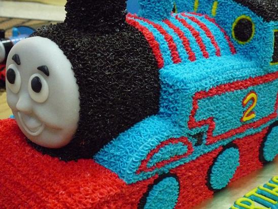 Thomas The Tank Engine Cake Singapore