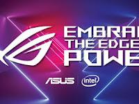 Segera Meluncur Penerus Laptop Gaming ASUS ROG Strix Scar II dan Hero II